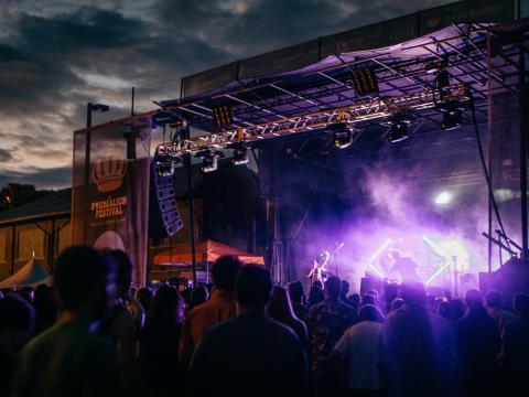 El festival de ocho días presenta lo más innovador en literatura, producción, tecnología y gastronomía