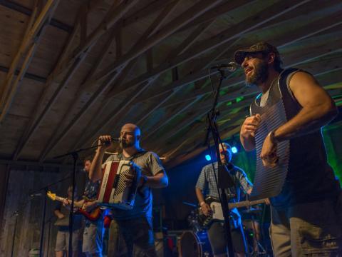 Canciones rústicas en Voice of the Wetlands Festival