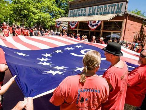 Glorious 4th of July Celebration de Columbia