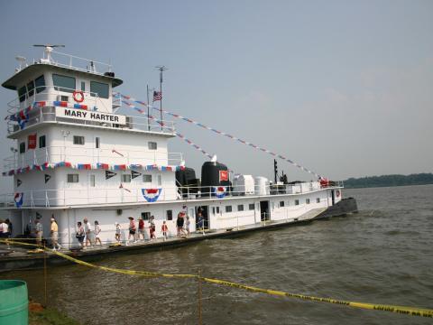Ya es tiempo del Towboat Festival