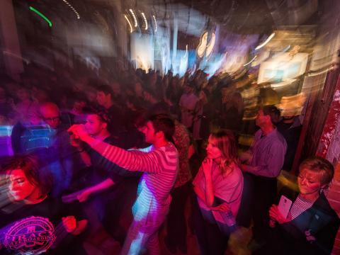 Una noche de celebración de las artes locales, la música y mucho más en Terrain