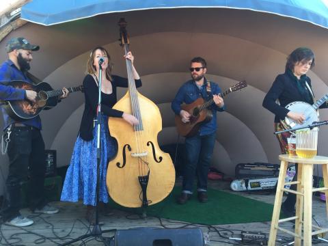 Sesiones para tocar, conciertos y talleres en el Durango Bluegrass Meltdown
