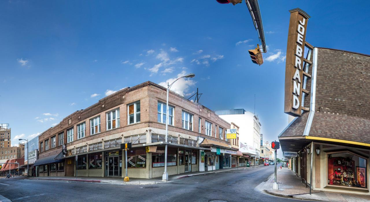 Negocios solos en Laredo, Texas