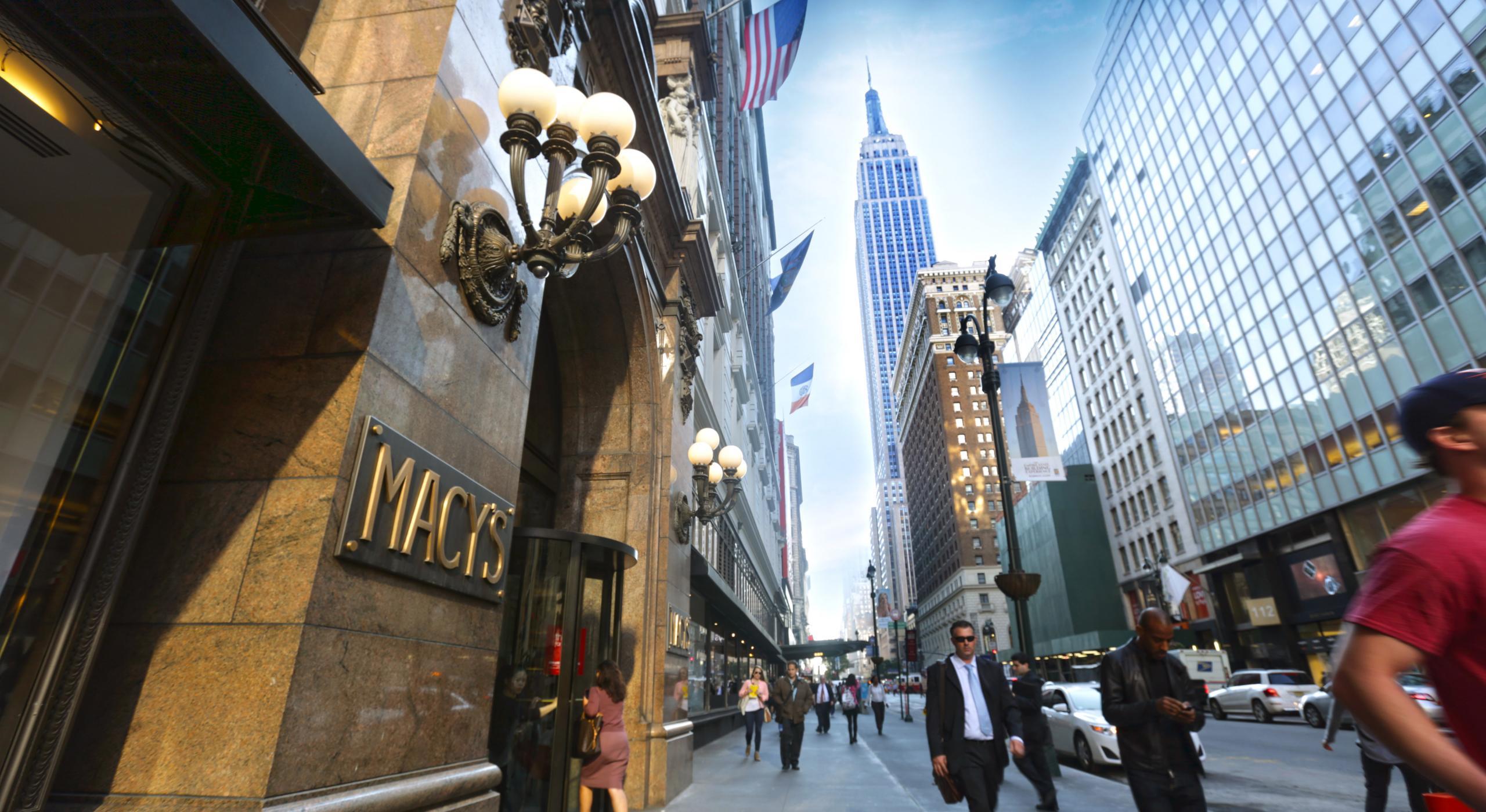 Nueva York Nueva York Emblemáticos Escenarios Y Compras En Macy S Alrededor De La Ciudad Visit The Usa