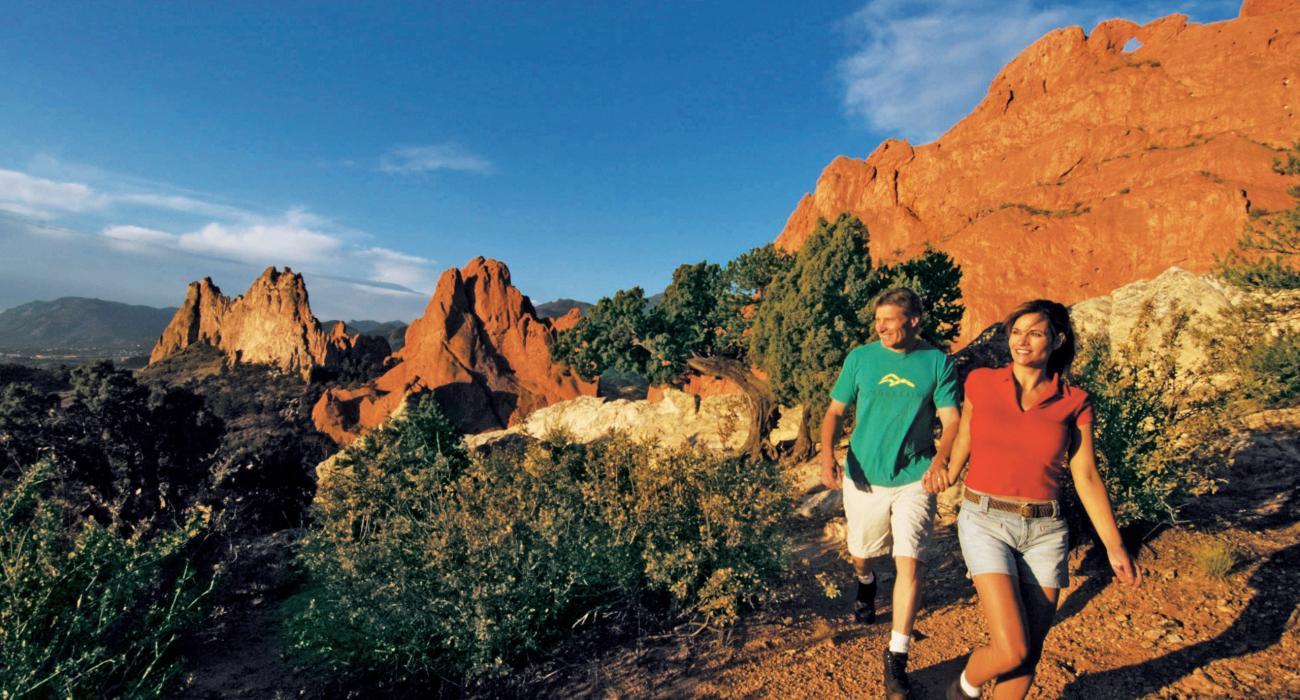 Disfrute Las Aventuras Al Aire Libre En Colorado Springs