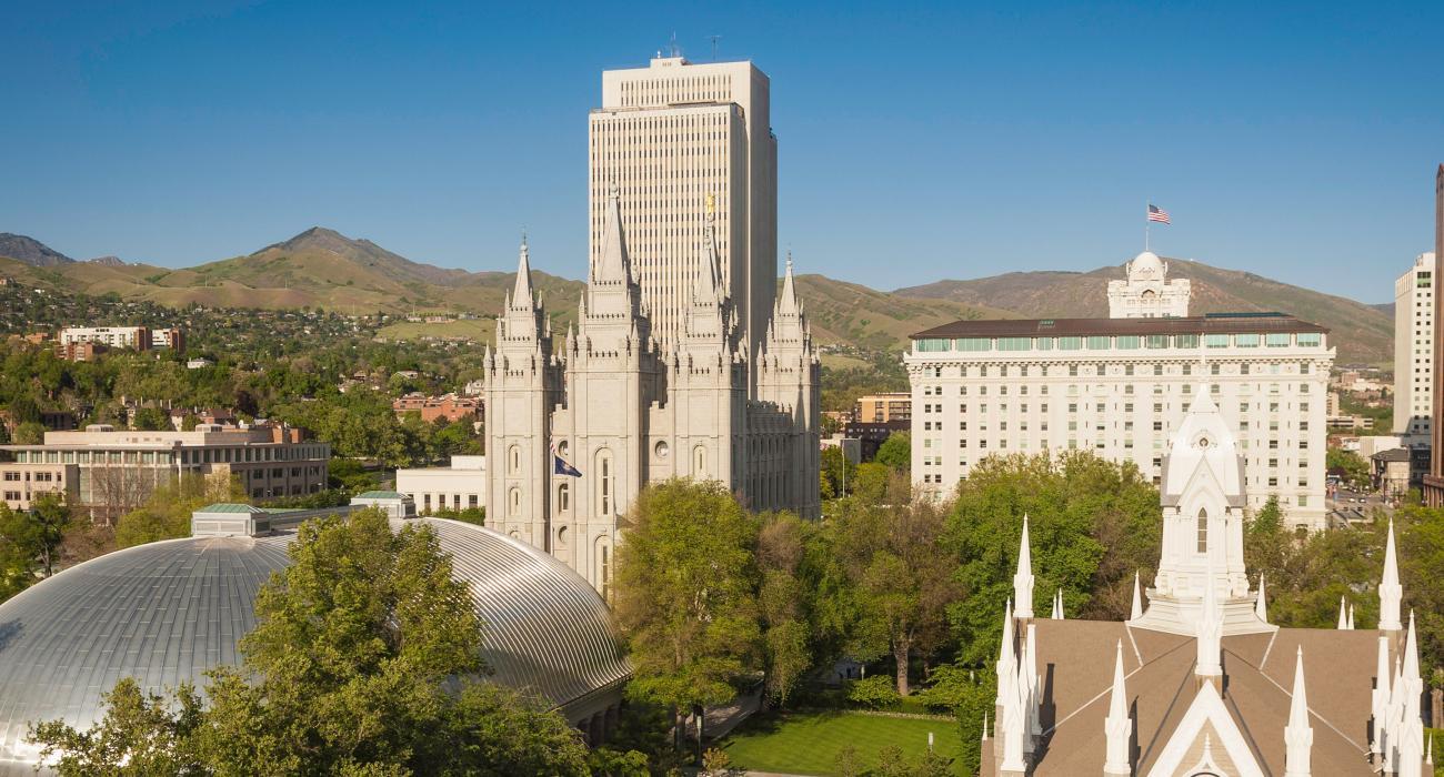 Salt Lake City | Visit The USA