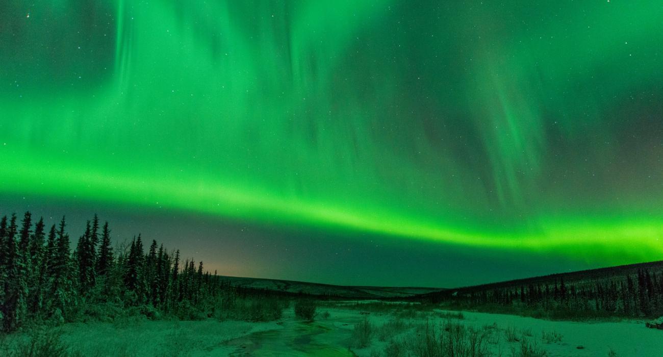 Fairbanks, su imperdible y hermosa aurora boreal | Visit