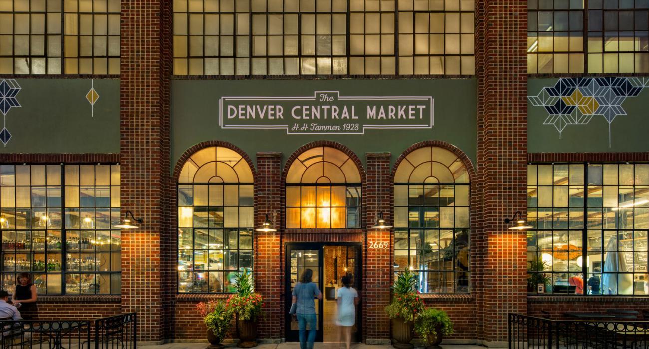 Escena gastronómica urbana de Colorado: Tres ciudades con mercados ...