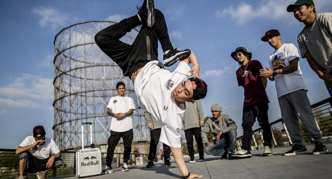 La música hip hop o rap es un genero musical que se desarrolló como parte de