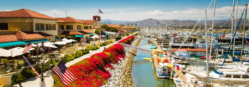 Ventura Harbor Village en Ventura, California